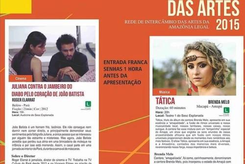 Sesc Amazônia das Artes – 14.05