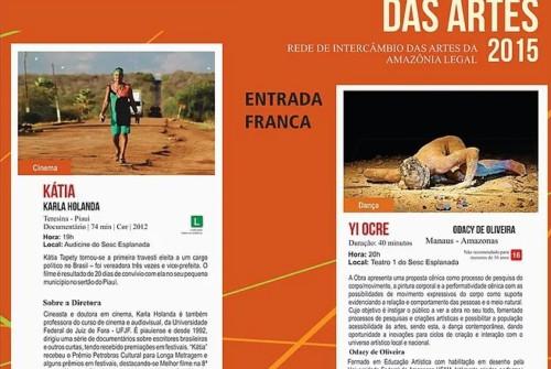 Sesc Amazônia das Artes – 18.05