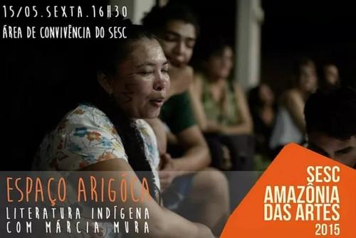 Sesc Amazônia das Artes –  Espaço Arigóca 15.05
