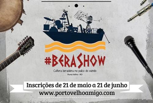 Bera Show – Inscrições