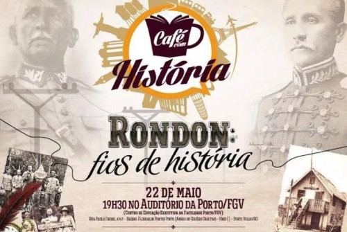 Café com História – 150 de Marechal Rondon