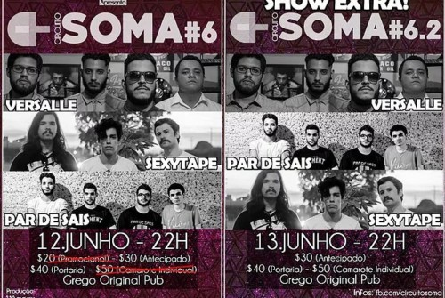 Circuito SOMA #6