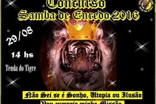 Concurso Samba de Enredo 2016 da Asfaltão
