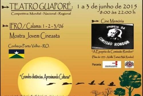 Começa o 6º Curta Amazônia Mundi