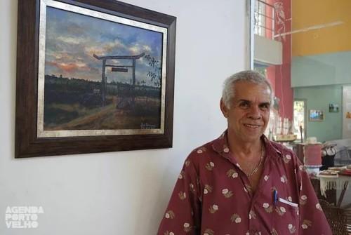 Exposição Trajetória de Abel Fernandes