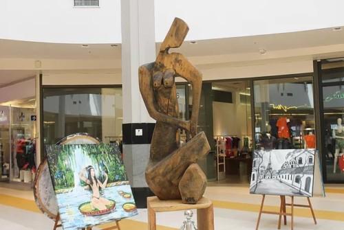 Exposição Coletiva no Porto Velho Shopping