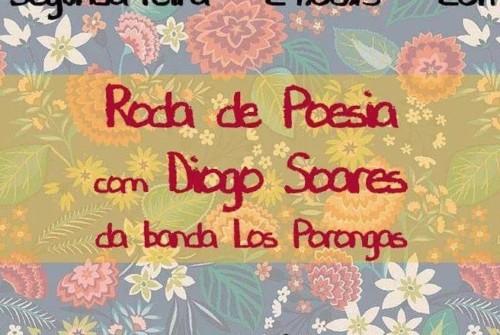 Roda de Poesia com Diogo Soares