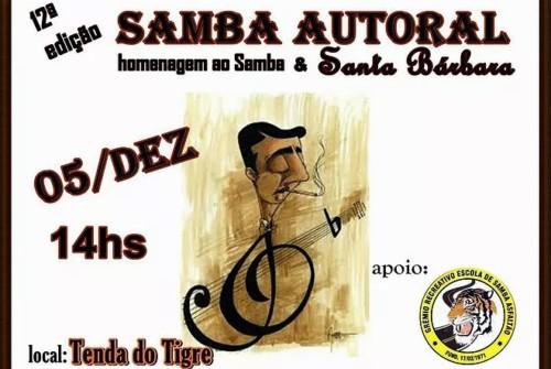 12ª Samba Autoral