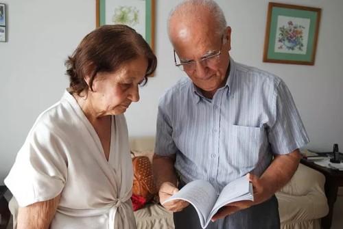 Lançamento do livro Amor Eterno
