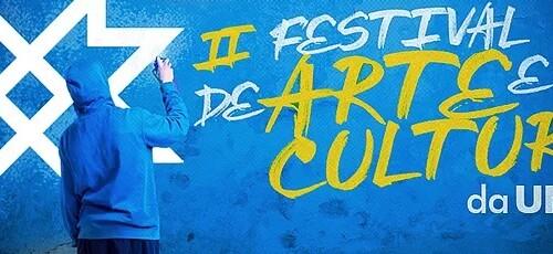 II Festival de Arte e Cultura com inscrições abertas