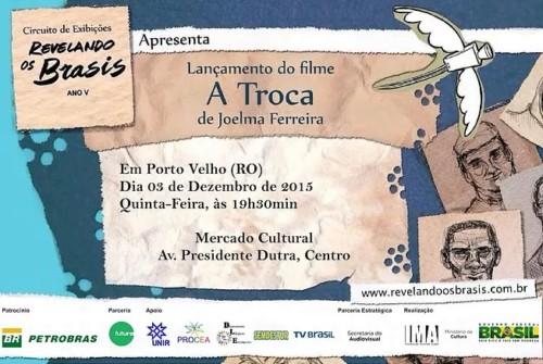 Filme: A troca no Mercado Cultural
