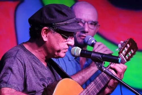 Show Música Eventos No Quintal reúne Bado e amigos