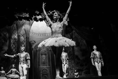"Espetáculo ""A Excelência do Ballet Russo"""