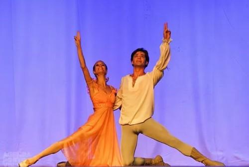 A Excelência do Ballet Russo em Porto Velho