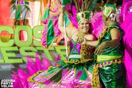 Desfile das escolas de samba – 05.03