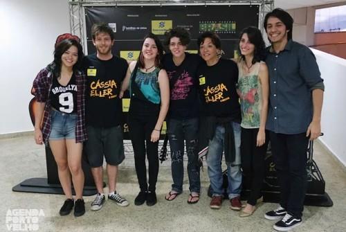 Cassia Eller – o musical emociona público de Porto Velho