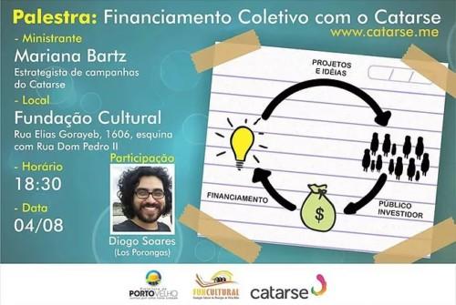 Financiamento Coletivo: Tire seu projeto do papel com o Catarse