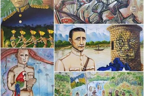 III Concurso de Pintura Brigada Príncipe da Beira