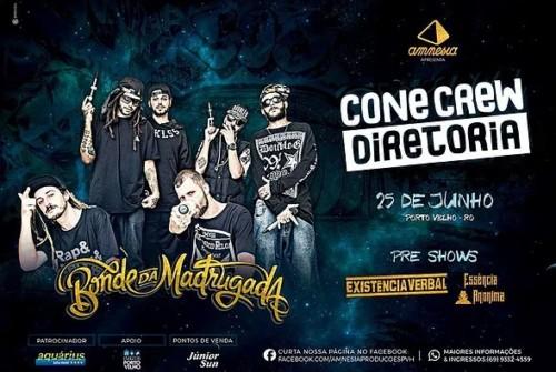Show Cone Crew Diretoria