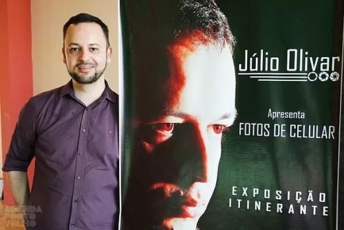 Exposição Fotos de Celular de Júlio Olivar