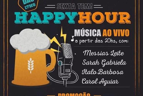 Happy Hour e Baladas