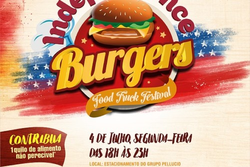 Indepedence Burgers – Food Truck Festival
