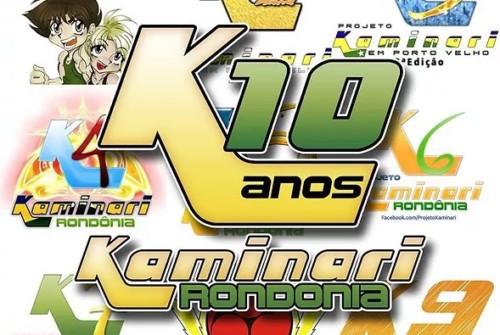 Kaminari – 10 anos