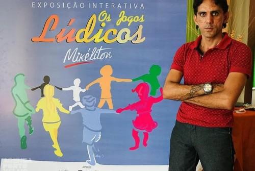 Exposição Os Jogos Lúdicos na Francisco Meirelles