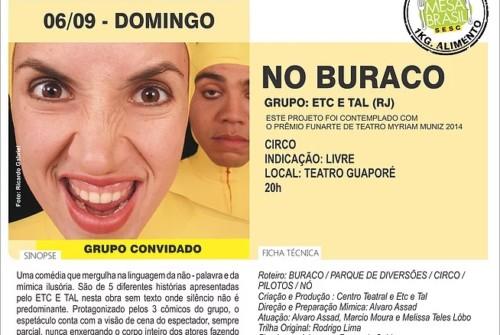 Palco Giratório – 06.09