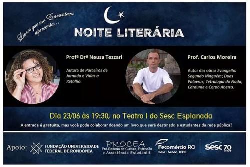Noite Literária