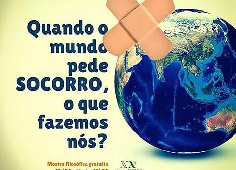 Palestra gratuita na Nova Acrópole Porto Velho
