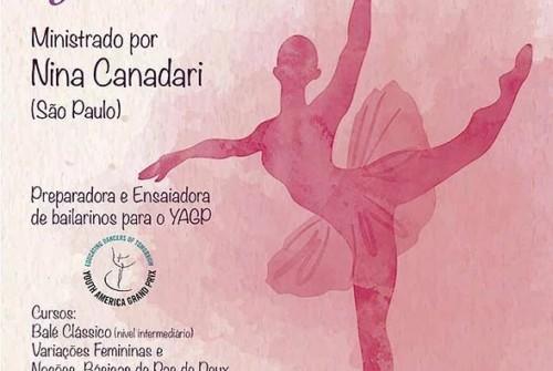 VIII – Oficina de Dança com Nina Canadari (SP)