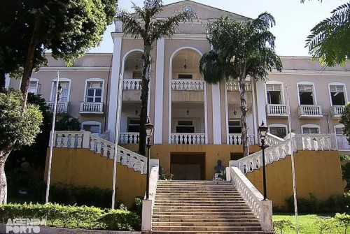 Nostalgia: Palácio Getúlio Vargas ou Museu da Memória Rondoniense