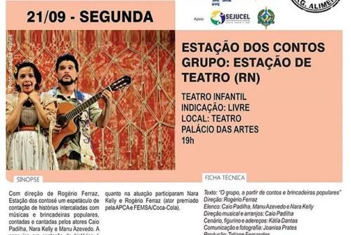 Palco Giratório 2015 – 21.09