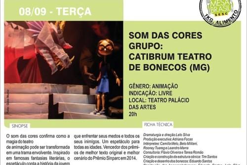 Palco Giratório 2015 – 08/09