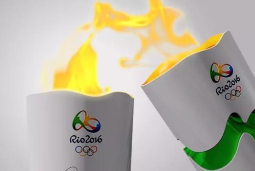 Revezamento da Tocha Rio 2016