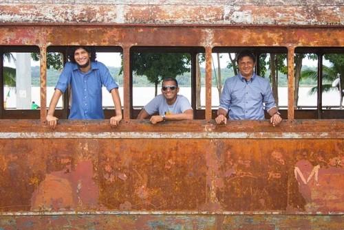 Trio do Norte nesta sexta no Sesc Esplanada