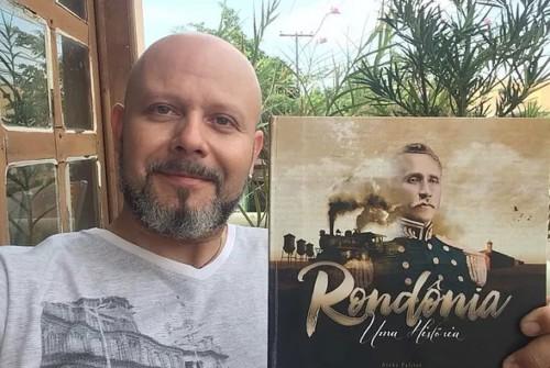 """Lançamento do livro """"Rondônia – Uma História"""""""