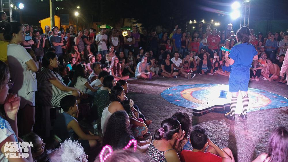 Amazônia Encena na Rua
