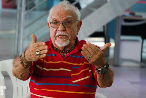 Amir Haddad é homenageado no encerramento do Festival Amazônia Encena na Rua