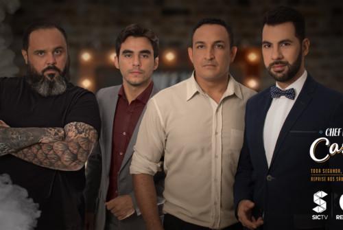 Chef de Casa: Nova temporada estreia em horário nobre na SIC TV