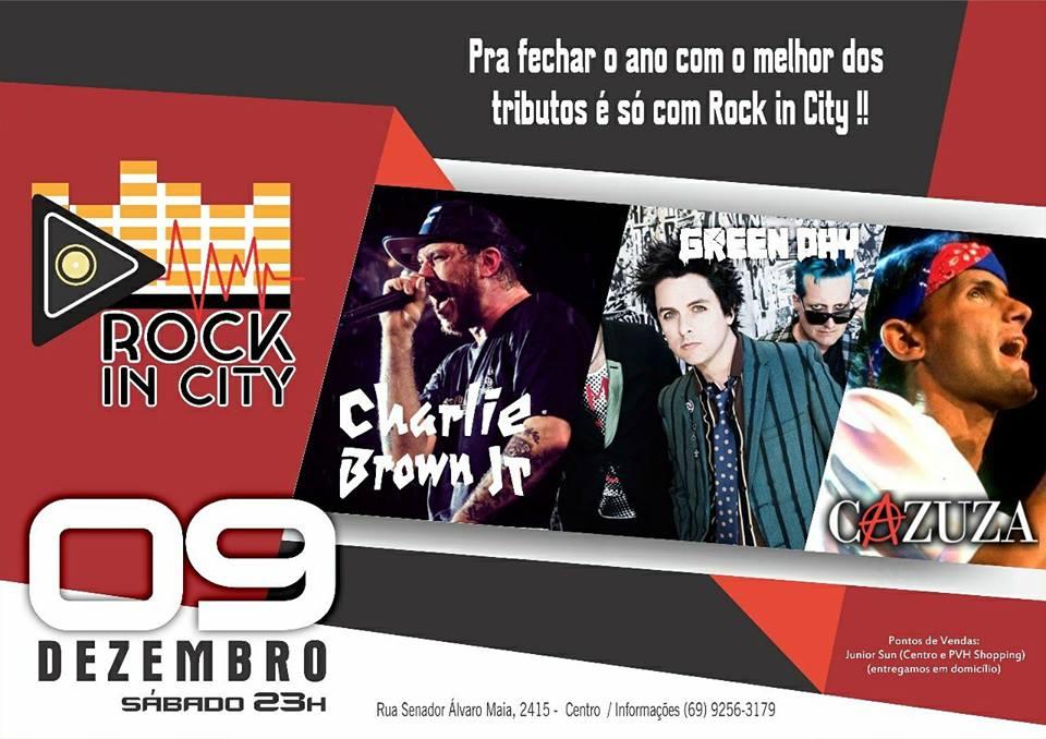 Grego Original – Tributos: Cazuza + Green Day + Charlie Brown Jr.