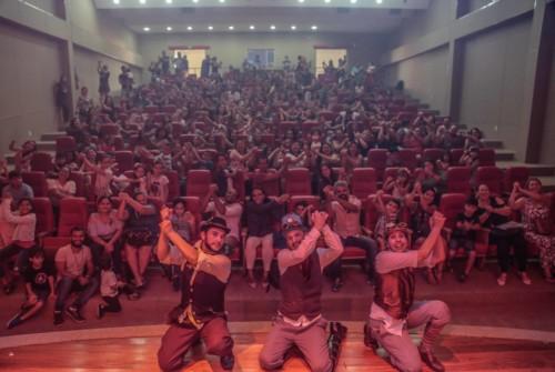 Festival Música na Estrada encerra 7ª edição em Porto Velho com teatro lotado