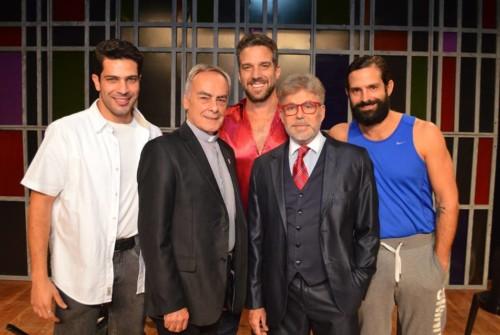 Porto Velho se consolida no cenário nacional do teatro e encerra 2017 com comédia Cinco Homens e Um Segredo