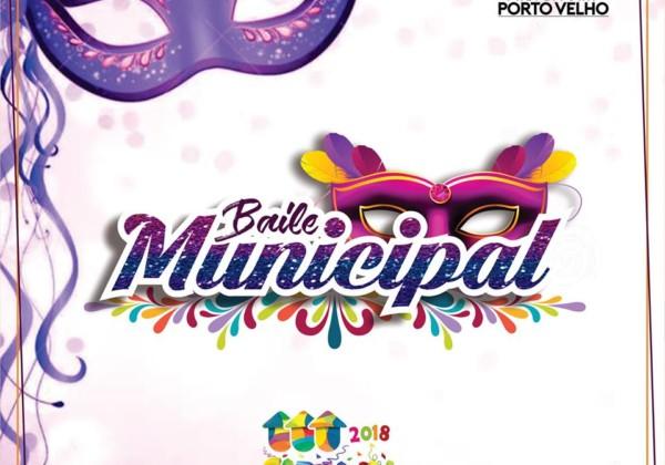 CARNAVAL 2018: Convites para o Baile Municipal disponíveis
