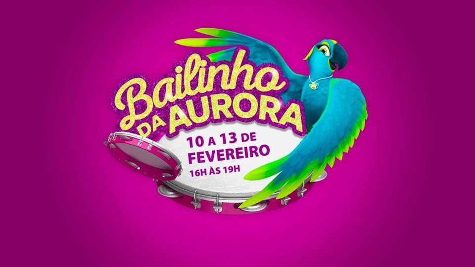 Bailinho da Aurora no Porto Velho Shopping