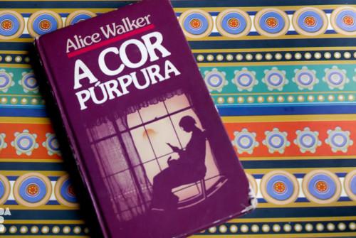 Dica de livro: A cor púrpura de Alice Walker